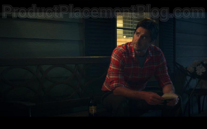 Coors Beer Enjoyed by Luke Wilson as Pat Dugan – S.T.R.I.P.E. in Stargirl S01E01 Pilot (2020)