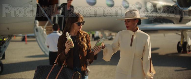 Dakota Johnson Carrying Louis Vuitton Bag in The High Note Movie (1)