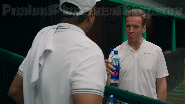 Damian Lewis as Bobby Axelrod Drinking Fiji Water in Billions S05E04 TV Show (2)
