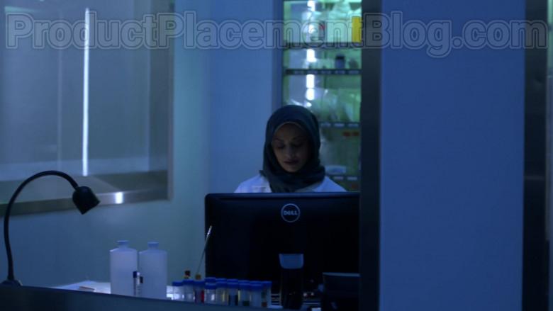 Dell Computer Monitor in Blindspot TV Series [S05E01]