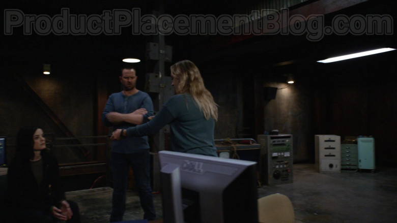 Dell Computer Monitors in Blindspot S05E02 TV Series (2)