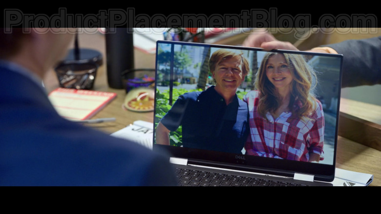 Dell Laptop of David Spade as Tim Morris in The Wrong Missy [Netflix Movie, 2020] (2)