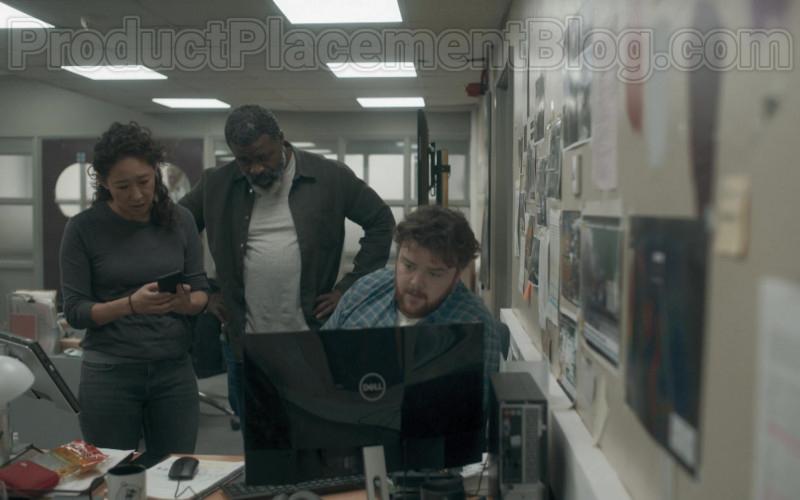 Dell Monitor in Killing Eve S03E04 (3)