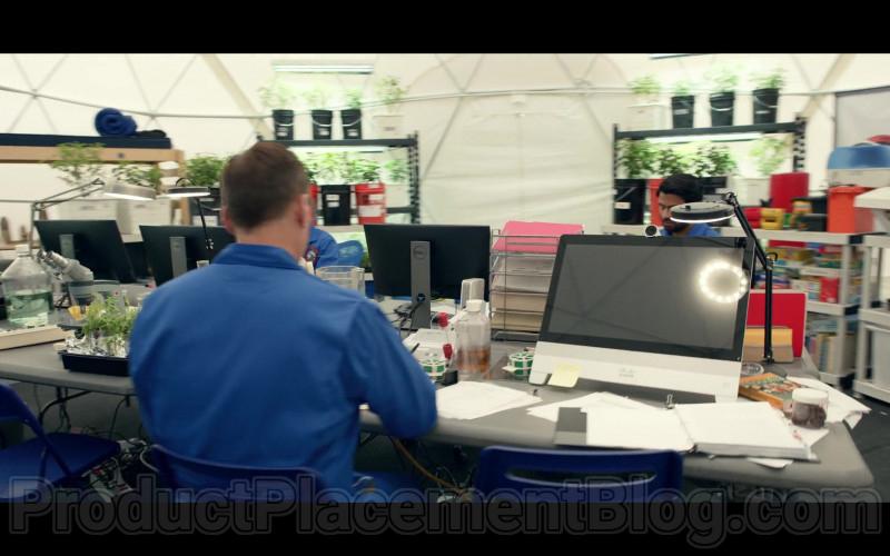 Dell and Cisco Monitors in Space Force S01E04 Lunar Habitat (2)