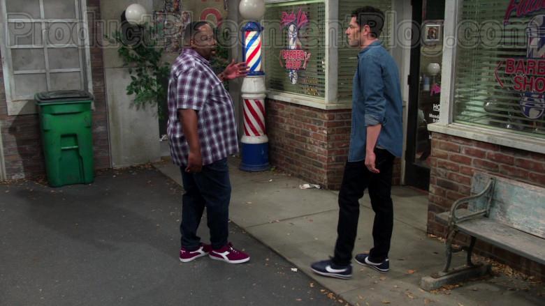 Diadora Shoes of Cedric the Entertainer as Calvin Butler in The Neighborhood TV Series (1)