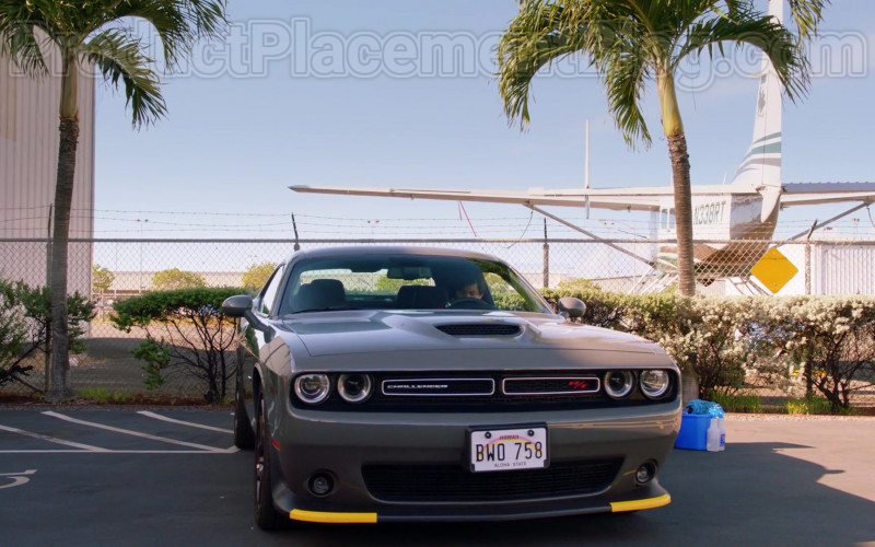 Dodge Challenger Car in Magnum P.I. TV Series [Season 2 Episode 19] (1)