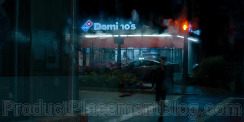Domino's Pizza Restaurant in Defending Jacob (Episode 6, 2020)