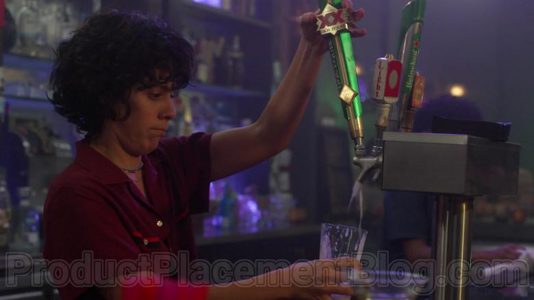 Dos Equis Special Lager and Heineken Beer in Vida S03E06 Episode 22 (2020)
