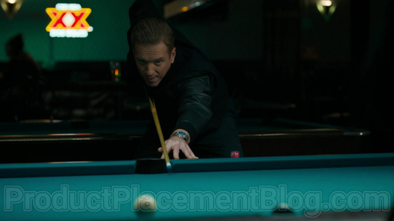 Dos Equis XX Especial Lager Neon Sign in Billions S05E05 Contract (2020)