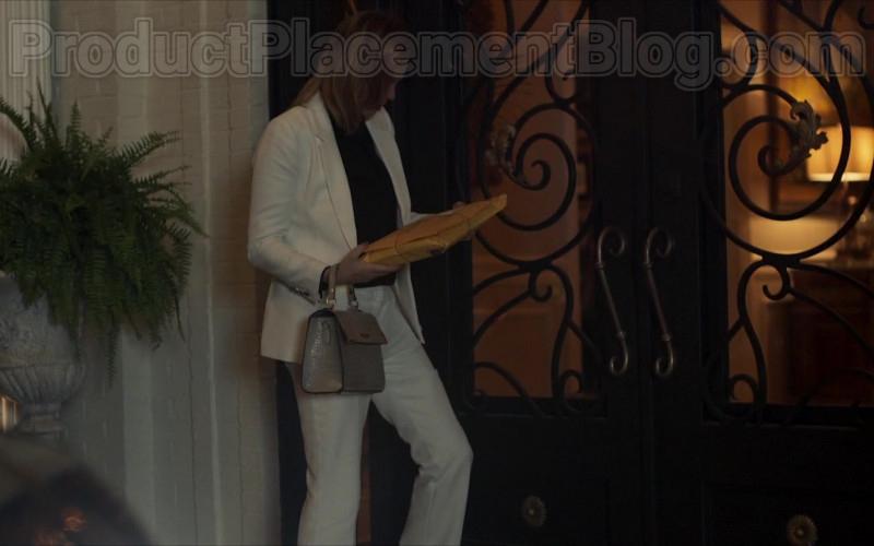 Dune London Handbag of Connie Nielsen as Catherine Monroe in Inheritance Film (1)