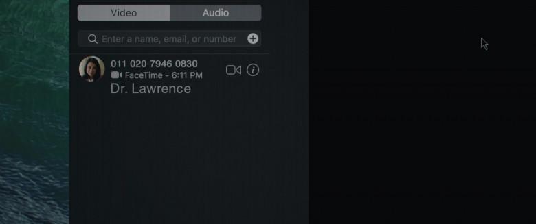FaceTime App in Brahms The Boy 2 Movie (2)