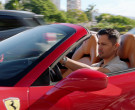 Ferrari Sports Car Driven by Jay Hernandez in Magnum P.I. S0...