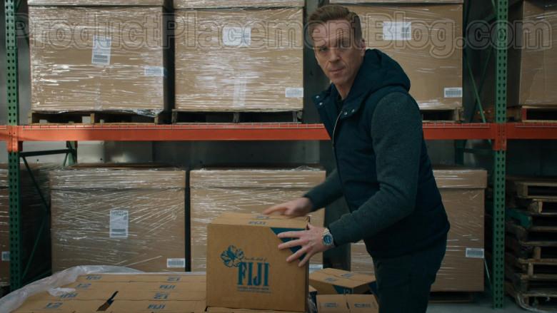 Fiji Water Boxes in Billions TV Series [S05E02] (1)