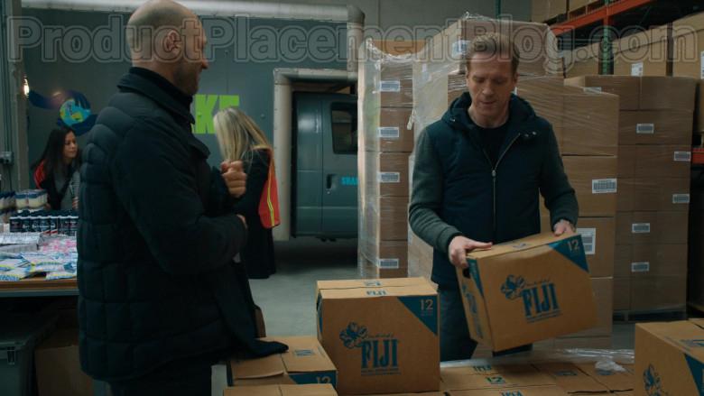Fiji Water Boxes in Billions TV Series [S05E02] (2)