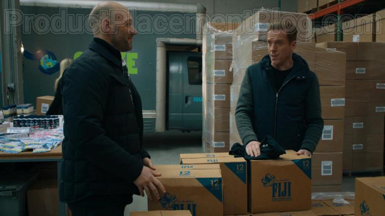Fiji Water Boxes in Billions TV Series [S05E02] (3)