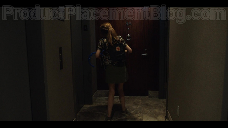 Fjällräven Backpack of Anna Kendrick as Darby in Love Life S01E02 Bradley Field (2020)