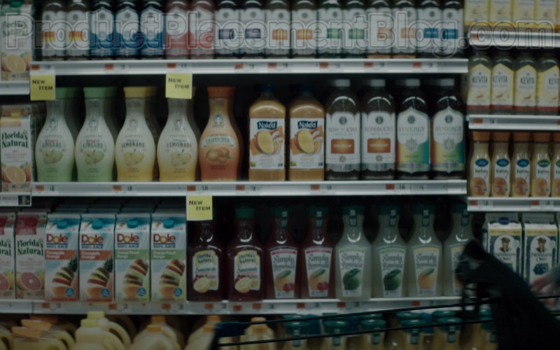 Florida's Natural, Dole and Naked Juices in Defending Jacob S01E05 (2020)