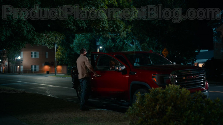 GMC Sierra Car in Sweet Magnolias S01E06 All Best Intentions (2020)