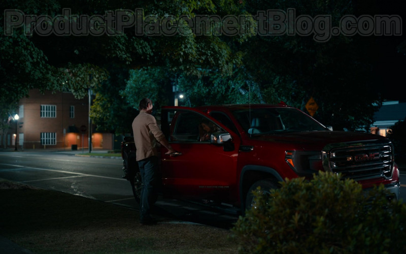GMC Sierra Car in Sweet Magnolias S01E06 All Best Intentions (2020)