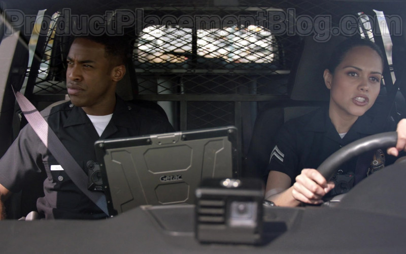 Getac Laptop in The Rookie S02E19 The Q Word (2020)