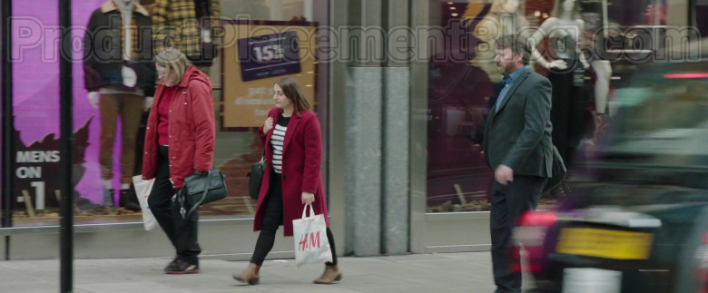 H&M Plastic Bag in Greed (2020)