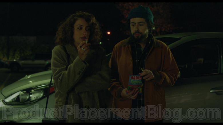 Haribo Gummi Rattle Snakes Candy Enjoyed by Ramy Youssef in Ramy S02E10 (1)