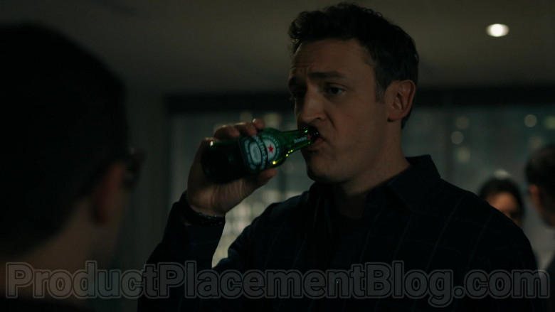 Heineken Beer Enjoyed by Dan Soder as Mafee in Billions S05E05 Contract (2020)