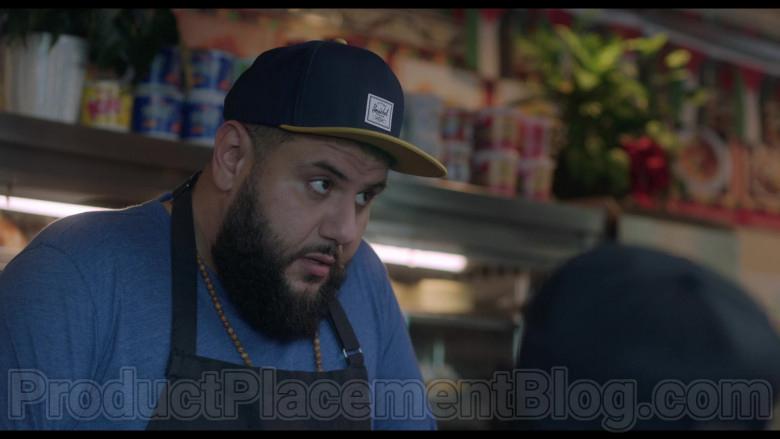 Herschel Hat of Mohammed Amer in Ramy S02E02 TV Show (1)