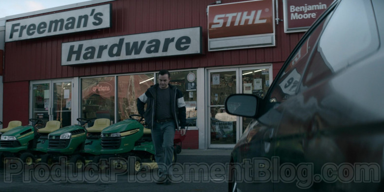 John Deere, Stihl & Benjamin Moore Signs in Defending Jacob S01E04 (2020)