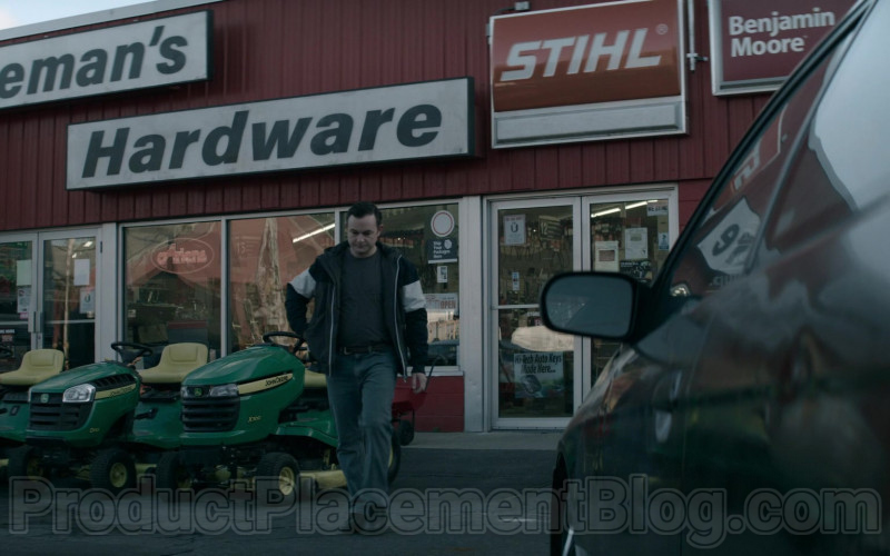 John Deere, Stihl & Benjamin Moore Signs in Defending Jacob S01E04 (2020)