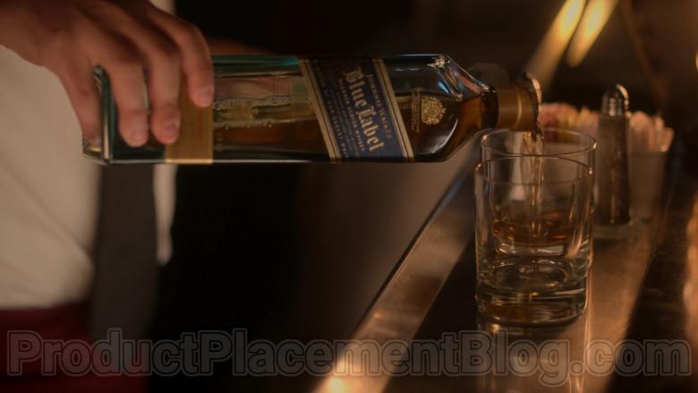 Johnnie Walker Blue Label Whisky Enjoyed by Christina Applegate & Linda Cardellini in Dead to Me (1)