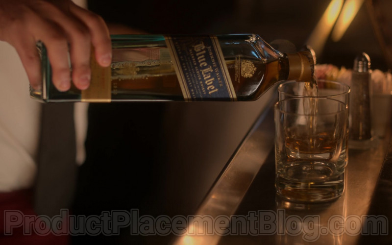 Johnnie Walker Blue Label Whisky Enjoyed by Christina Applegate & Linda Cardellini in Dead to Me (1)