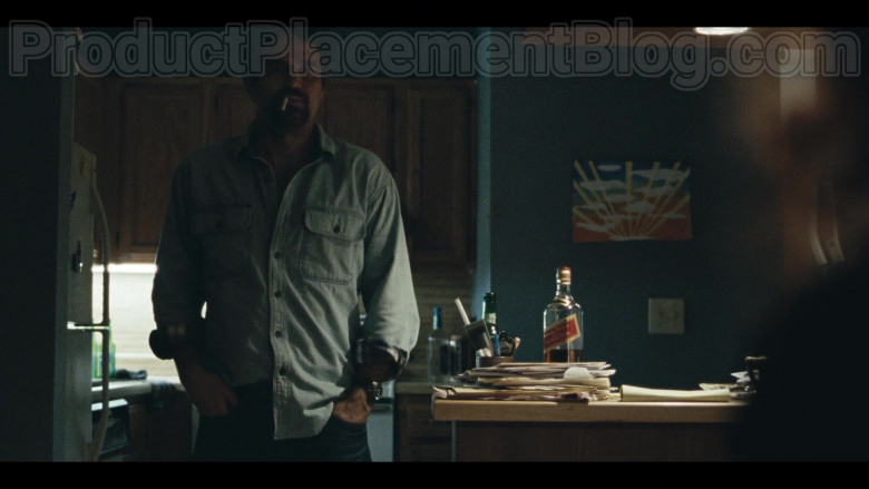 Johnnie Walker Red Label Whisky in I Know This Much Is True TV Series (1)