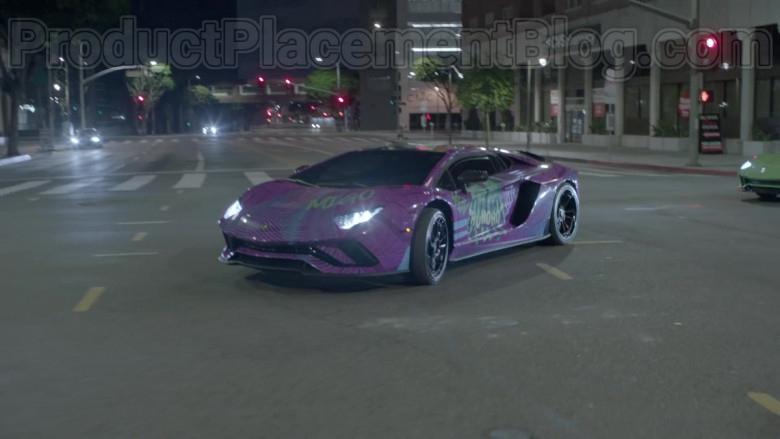 "Lamborghini Sports Cars in ""Racks 2 Skinny"" by Migos (11)"