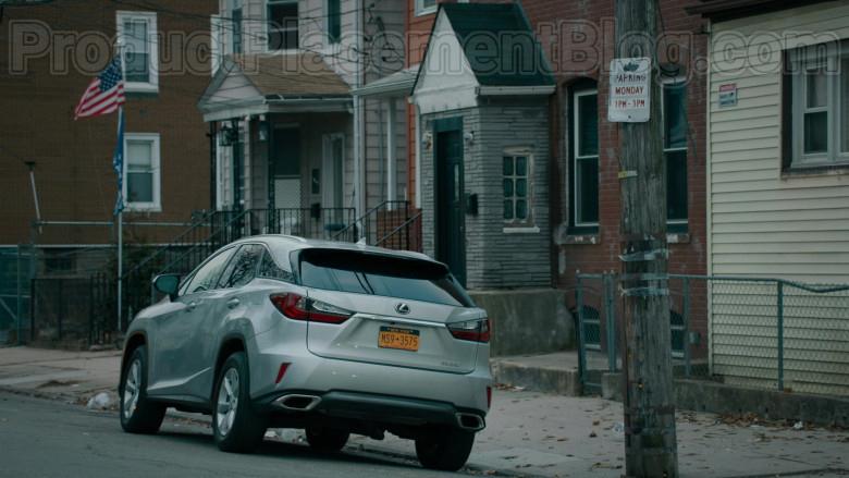 Lexus RX 350 SUV in Billions S05E05 TV Series (1)