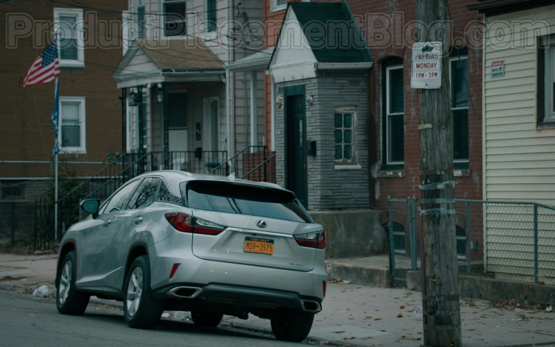 Lexus RX 350 SUV in Billions S05E05 TV Series (1)