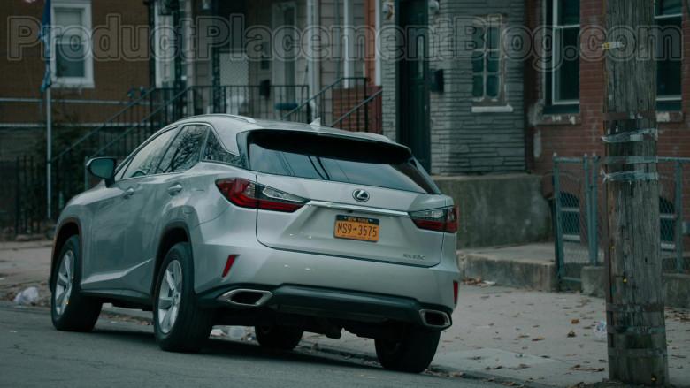 Lexus RX 350 SUV in Billions S05E05 TV Series (2)