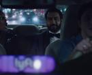 Lyft Cars in The Lovebirds (2020)