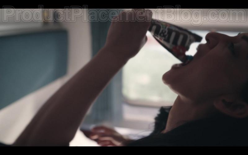 M&M's Candies in Run S01E04 (1)
