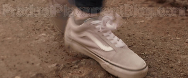 Madelyn Kientz as Emily Wearing Vans Shoes in Adventures of Rufus The Fantastic Pet (2020) Movie
