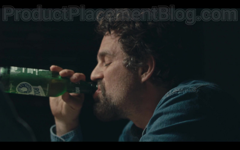 Mark Ruffalo Enjoying Rolling Rock Beer in I Know This Much is True TV Show – Episode 3 (1)