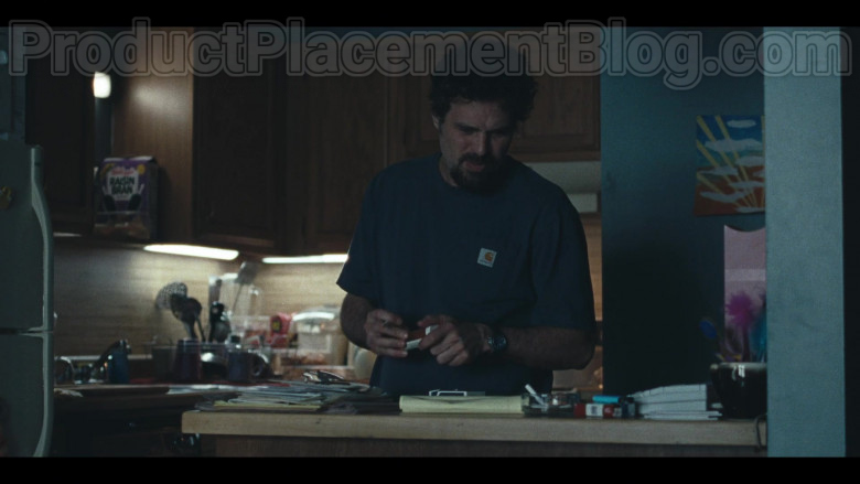 Mark Ruffalo Wearing Carhartt T-Shirt Outfit in 'I Know This Much Is True' S01E02 HBO TV Show (1)