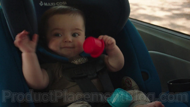 Maxi-Cosi Car Seat in Council of Dads S01E02 I'm Not Fine (2020)