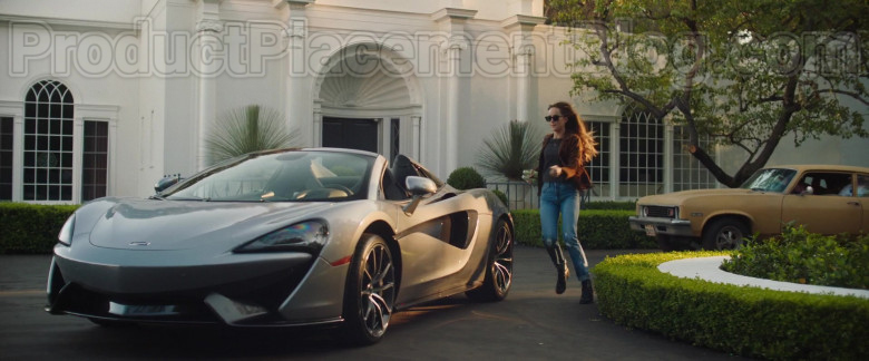 McLaren 570S Grey Sports Car in The High Note Movie [2020] (2)