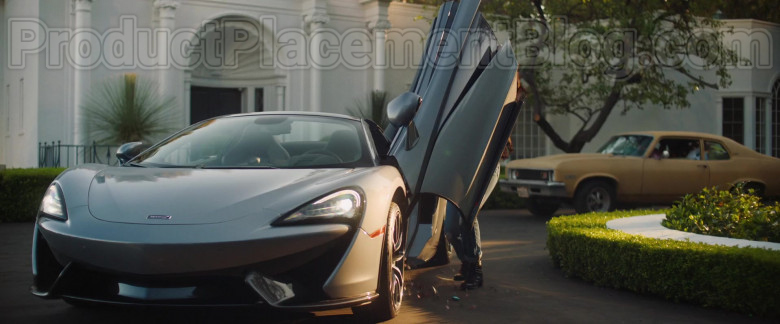McLaren 570S Grey Sports Car in The High Note Movie [2020] (3)