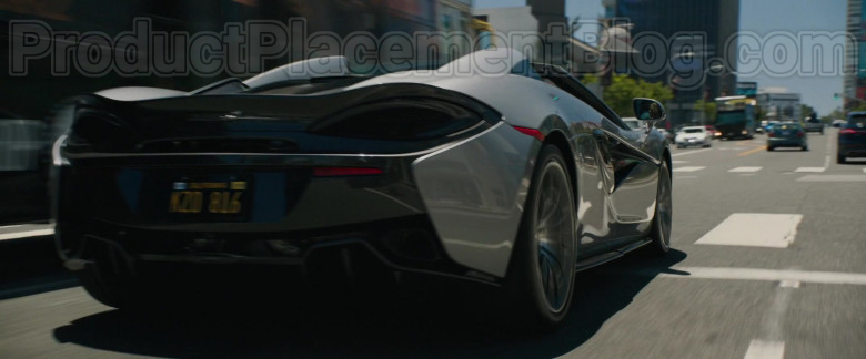 McLaren 570S Grey Sports Car in The High Note Movie [2020] (4)