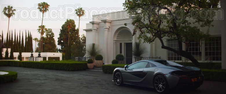 McLaren 570S Grey Sports Car in The High Note Movie [2020] (7)