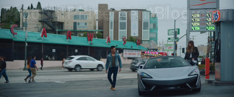 McLaren 570S Grey Sports Car in The High Note Movie [2020] (8)