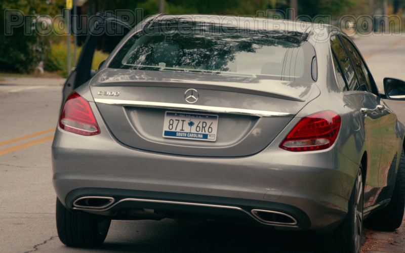 Mercedes-Benz C300 Car Used by TV Show Cast Member in Sweet Magnolias S01E09 (1)