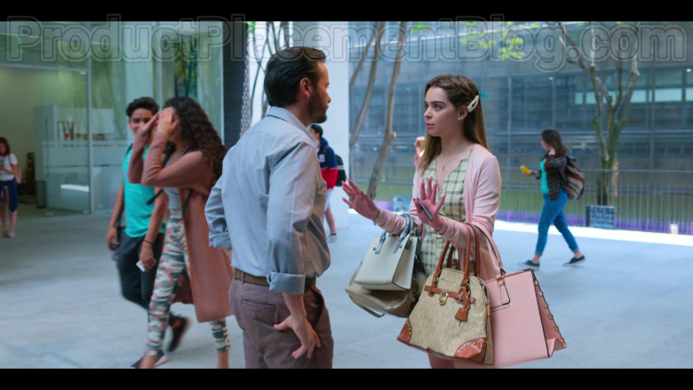 Michael Kors Bags in Control Z S01E03 TV Show by Netflix (2)